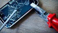 Display-Reparatur für Smartphone oder Tablet zu gewinnen