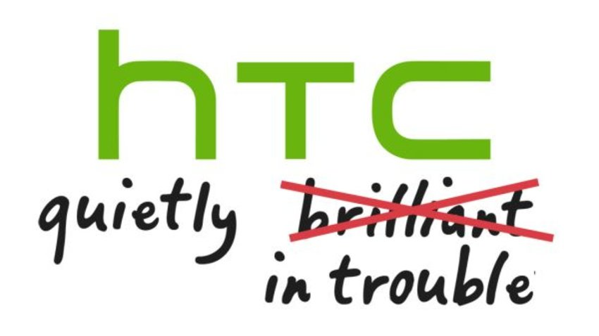 HTC in trouble