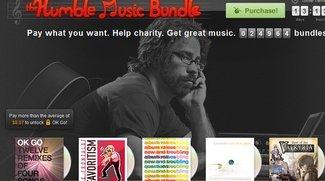 Humble Music Bundle: Fünf Alben zum Pay-What-You-Want-Preis