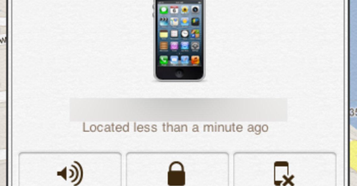 ios 7 bug mein iphone finden l sst sich ohne passwort. Black Bedroom Furniture Sets. Home Design Ideas
