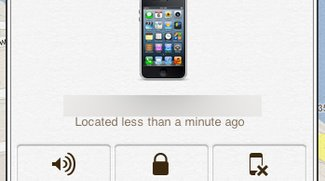 """iOS-7-Bug: """"Mein iPhone finden"""" lässt sich ohne Passwort deaktivieren"""