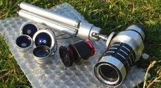 Test iPhone-Objektivaufsätze: Weitwinkel, Fisheye, Makro & Mega-Tele