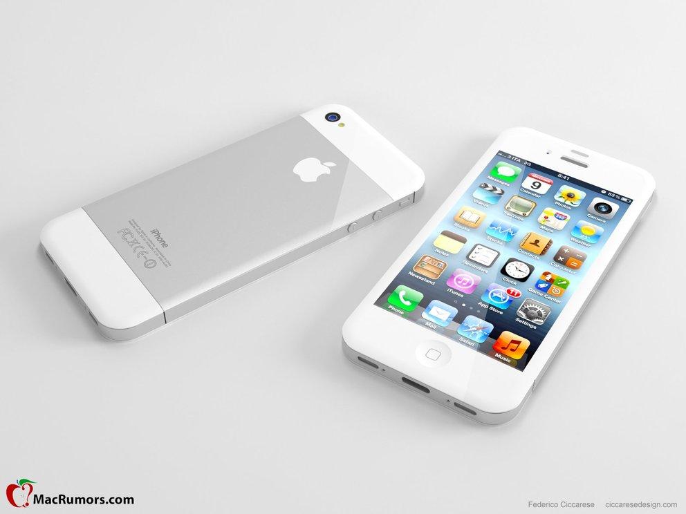 Neues iPhone: Zeitung bestätigt dünneres Display