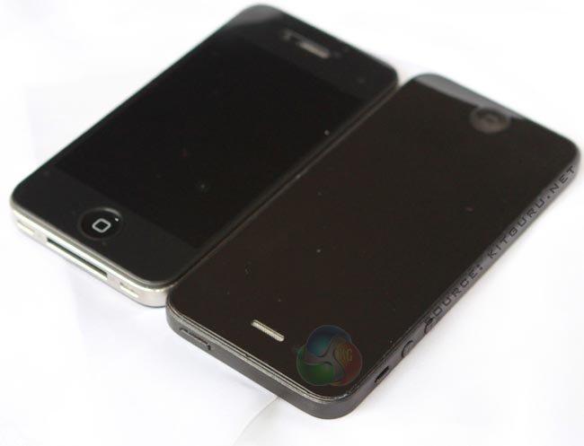 Angebliches iPhone 5 Design-Modell