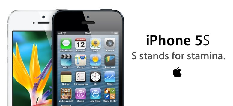 iPhone 5S: Spekulationen um mehrere Farben und unterschiedliche Display-Größen