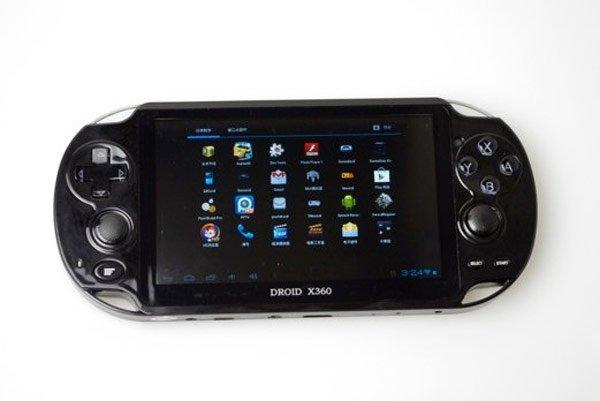 DROID X360: Der Bastard aus PS Vita, Xbox 360 und Android
