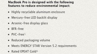 Nach Ausstieg vom Ausstieg: Auch Retina-MacBook Pro jetzt mit EPEAT-Siegel