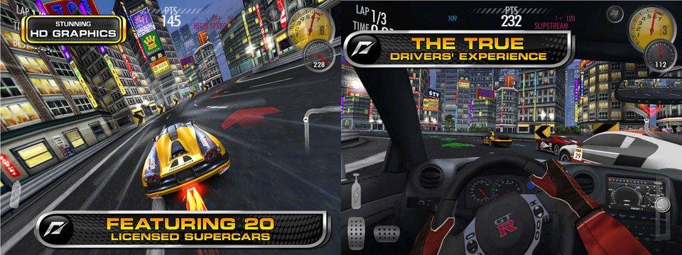 Need for Speed Shift für iPad