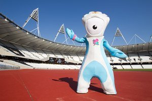 Olympia 2012 Maskottchen
