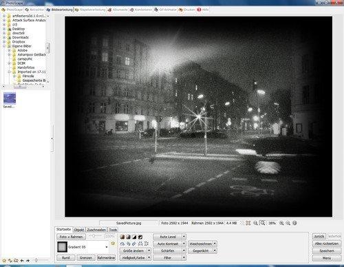 Photoscape Screenshot 1