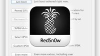 redsn0w 0.9.14b2: Baseband-Downgrade für iPhone 3G und iPhone 3GS