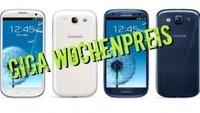 Samsung Galaxy S3: Die Gewinner stehen fest
