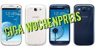 Samsung Galaxy S3 Gewinnspiel [Update]