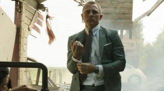 Skyfall: Neuer Trailer von Olympia - und wie James Bond die Queen im Helikopter abholt (Video)
