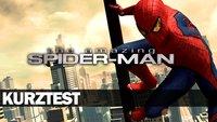 The Amazing Spider Man Kurzcheck – Ungeziefer oder Überflieger?