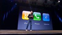 Steve Jobs und die Dreierregel: Dünner, schneller, leichter