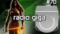 radio giga #70 - Ouya, Injustice, Dust 514, Walking Dead