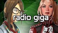 radio giga #71 - The Secret World, Lili, Armed Heroes Online