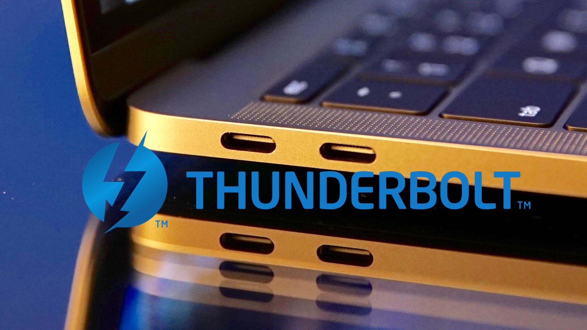Thunderbolt: Adapter und Kabel für FireWire, USB 3.0, Ethernet etc ...