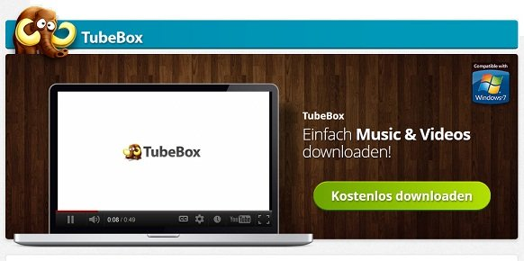 TubeBox Video Converter