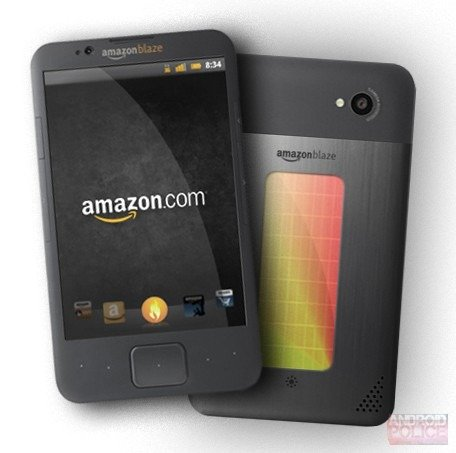 Amazon Smartphone Konzept