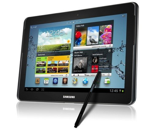 Samsung Galaxy Note 10.1 endlich offiziell angekündigt