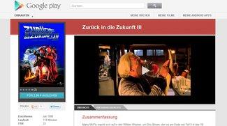 Google Play Movies endlich auch in Deutschland verfügbar
