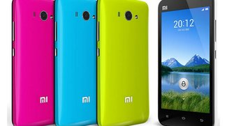 Xiaomi Mi-2 und Oppo Find 5 - Hands-On - CES 2013