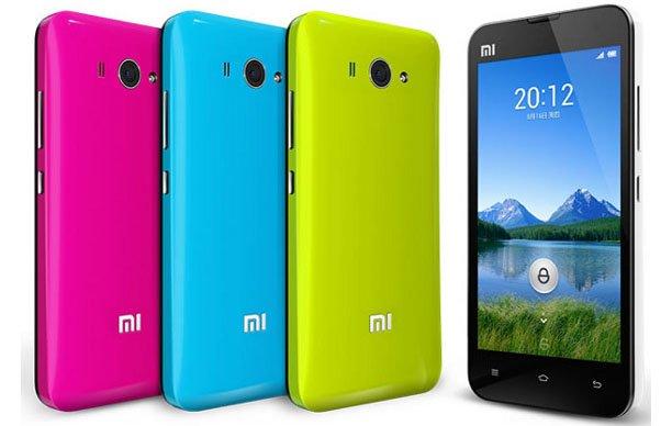 Xiaomi MI-2: Neues Superphone für China angekündigt