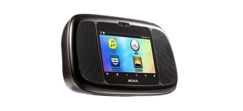 Internet-Radio ARCHOS 35 Home Connect für 66,00 Euro bei Ebay