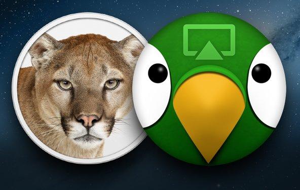 AirPlay-Mirroring für ältere Macs: AirParrot