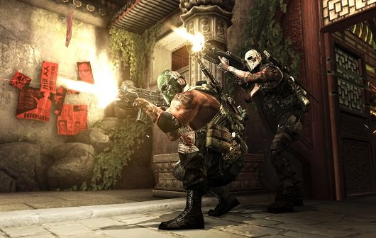 Army of Two - The Devil's Cartel: Kommt ohne kompetitiven Multiplayer