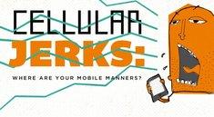 "Infografik: ""Handy-Trottel - Wo sind Eure Mobilfunk-Manieren?"""