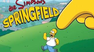 Die Simpsons Springfield kostenlos im App Store