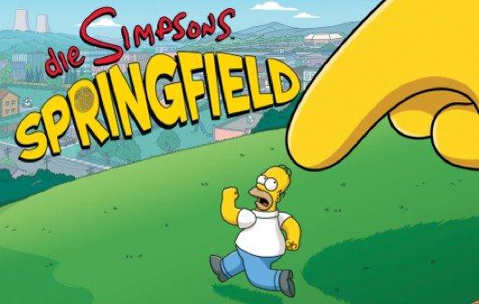 simpsons springfield spielen