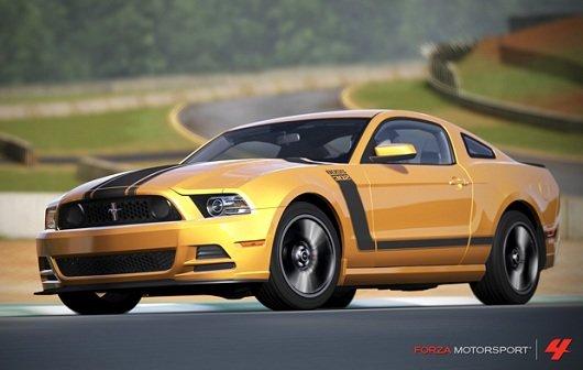 Forza Motorsport 4: Playseat Car Pack bringt 10 neue Autos