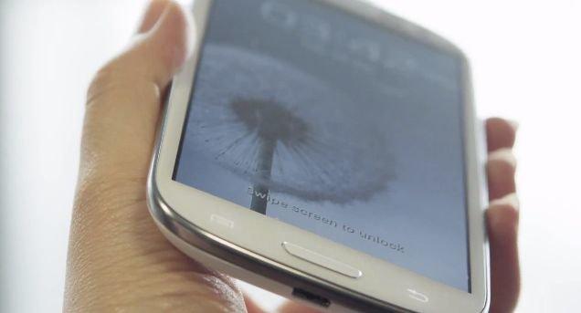 """Samsung Galaxy S3 - Eine """"bedeutungsvolle Design-Geschichte"""""""