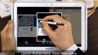 Galaxy Note 10.1 Parodie: Das ist doch alles ganz einfach