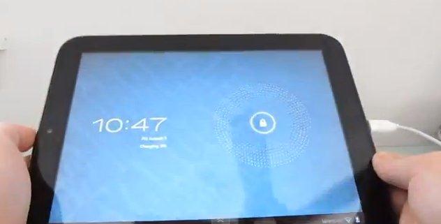 Das HP TouchPad bekommt Jelly Bean verpasst