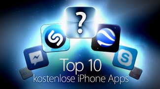 Kostenlose Apps fürs iPhone: Die Top 10