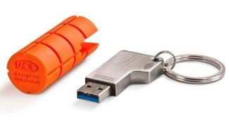RuggedKey: robuster USB 3.0-Stick von LaCie