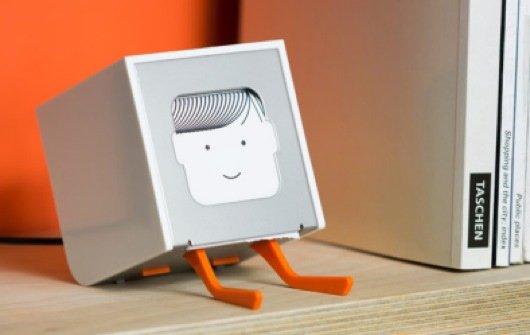 Little Printer, der Drucker für Smartphone und Freunde