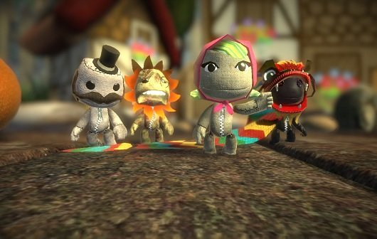 LittleBigPlanet: Über 7 Millionen Levels erstellt
