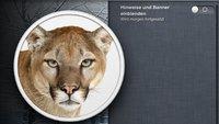 Mountain Lion: Mitteilungszentrale deaktivieren - Tipp