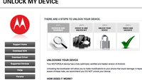 Motorola hilft, den Bootloader eigener Geräten zu entsperren