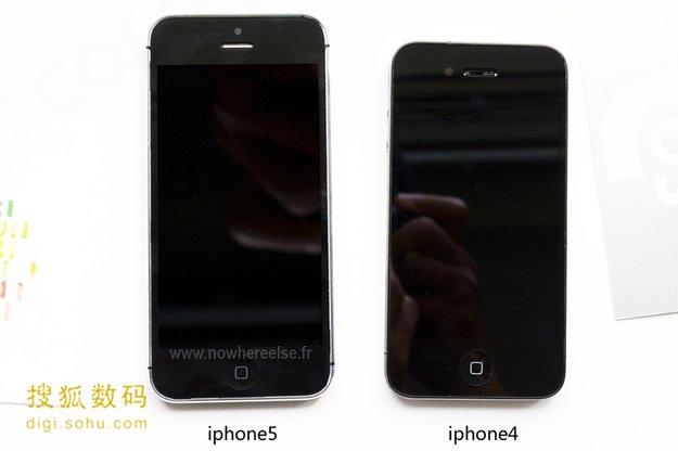 iPhone 5: Drei Modelle in zwei Farben - Preise sollen konstant bleiben