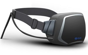 Oculus Rift: VR Headset mit Support von Valve & Epic Games