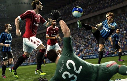 PES 2013: Die Champions-League bleibt bei Konami