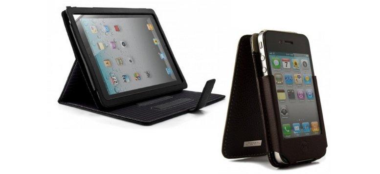 Schutz für iPhone, iPod und iPad 3 mit 20 % Gutschein bei Proporta