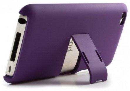 Proporta iPod Hülle aufgestellt